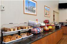 Ramada Santa Barbara - Breakfast Area Ramada Santa Barbara