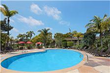 Ramada Santa Barbara - Ramada Santa Barbara Hotel Pool