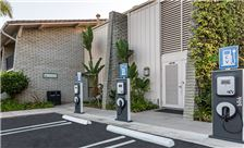 Ramada Santa Barbara - Electric Car Stations