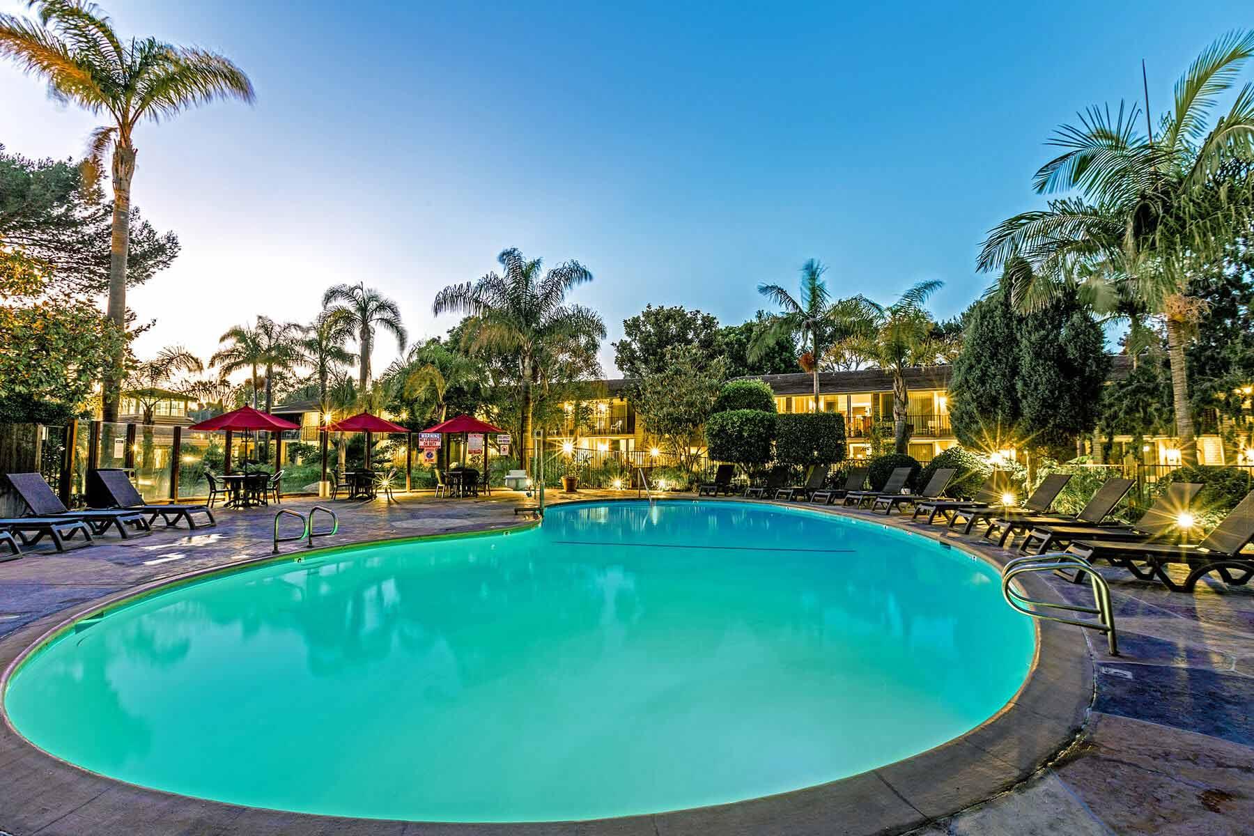 Santa Barbara Hotels >> Santa Barbara Ca Hotel Ramada Santa Barbara