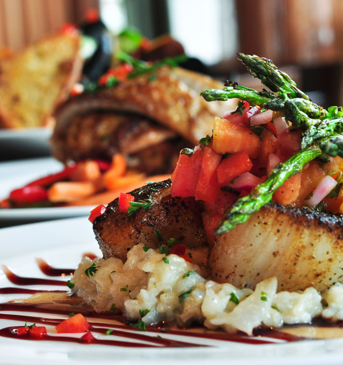 Fine Dining and Culinary Cuisine Package at California Hotel