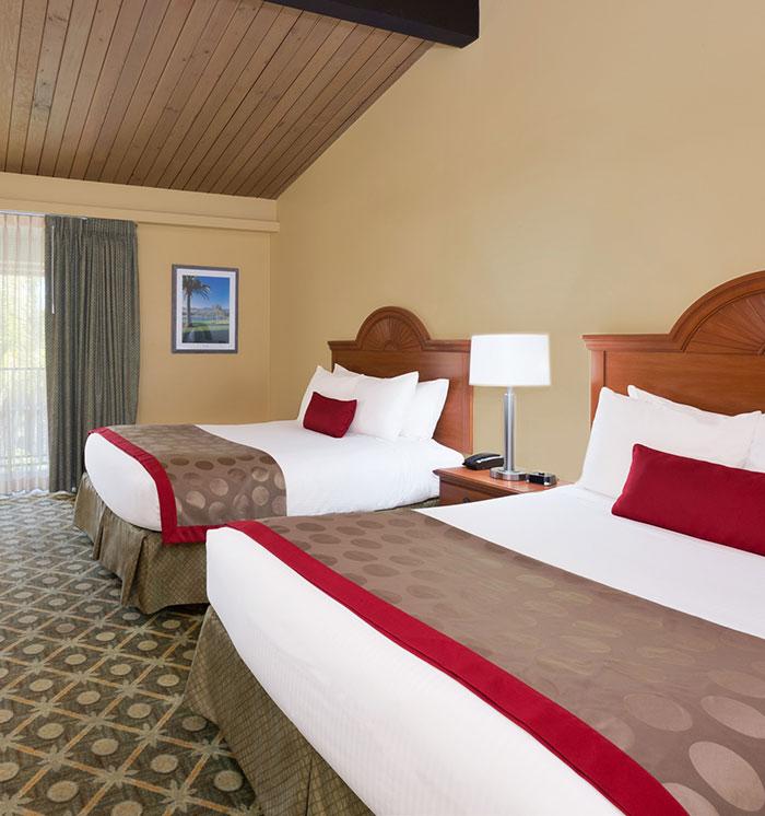Superior Room at Ramada Santa Barbara