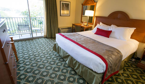 Ramada Santa Barbara Rooms