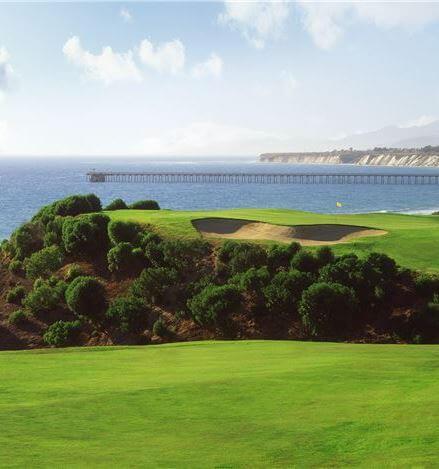 Santa Barbara Hotel Golf Package