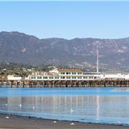 Stearns Wharf & Ty Warner Sea Center at California